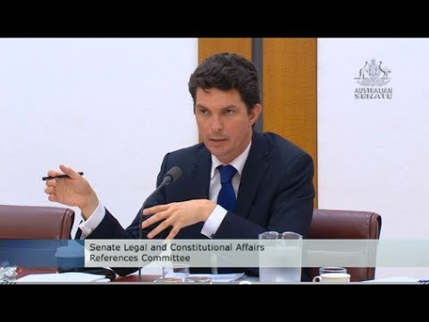 Telecommunications Inquiry Day Two: Law Council of Australia