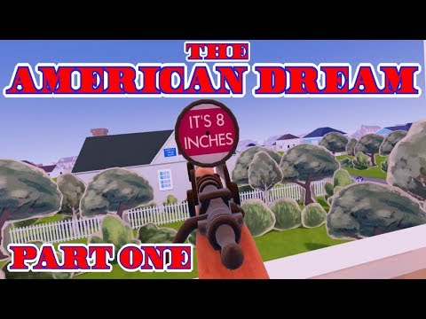 The American Dream [Part 1] Baby With a Gun to Firearm Fast Food Worker (VR gameplay, no commentary)