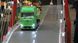 RC Scale Trucks - Emsland Modellbau Lingen 2015