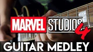 Marvel Cinematic Universe Guitar Medley 4   DSC