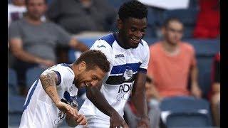 Mario Pasalic Goal Hapoel Haifa Atalanta 1-3 [HD] 09.08.18