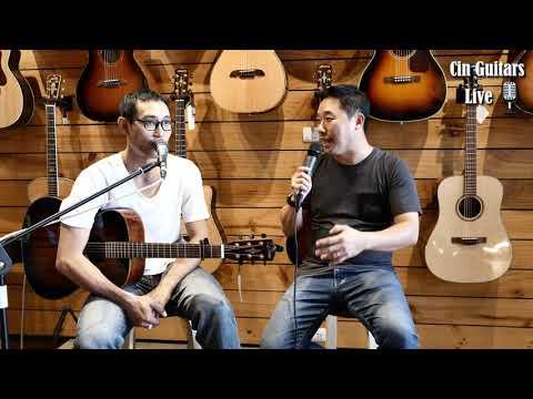 """BOY IMAGINE  Live @ Cin Guitars """"TALK & SING"""""""
