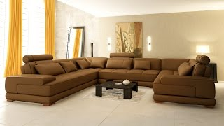 24 Luxury Sectional Sofas For Living Rooms
