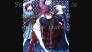 El vestido en la Edad Media