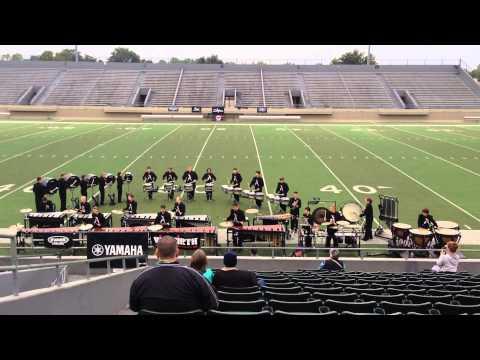 Springtown Drumline @ HEB Drumline Contest (9/13/14)