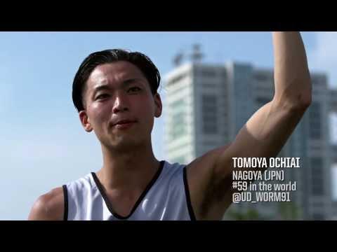 [STAR PROFILE] Tomoya Ochiai (Nagoya) - 2013 FIBA #3x3WT Tokyo