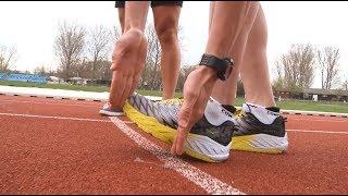 A futás helyes technikája