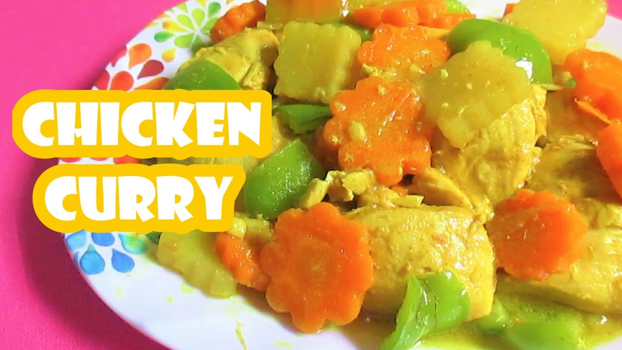 Chicken curry recipe filipino style youtube forumfinder Gallery