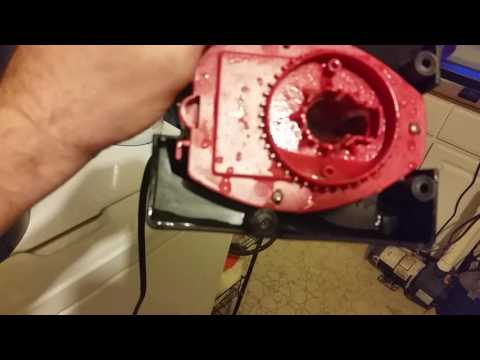 Fluval FX6 impeller maintenance