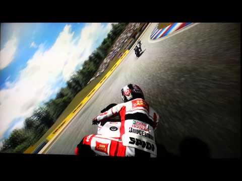 Moto GP 08 Alex De Angelis @ České Republiky