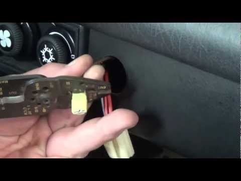GoWesty : Vanagon Dash Power Outlet/Lighter Installation