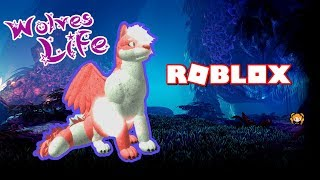 ROBLOX WOLVES LIFE 3 CHARACTERS! TURNING MY ART INTO A WOLF FURRY! + HOW TO MAKE