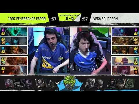 FB vs VEG (RR Green 2017) Finals game3