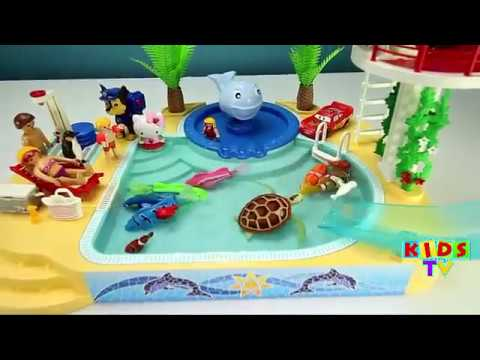 Peppa Pig Swimming Pool Toys Swimming Pool For Children Sliding Toys Children Toy Kids