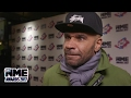 Goldie on his new album and drum n