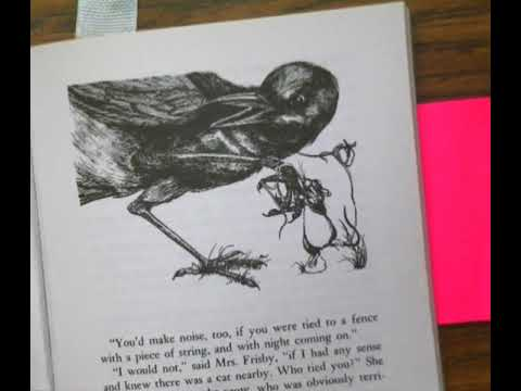 Mrs. Frisby And The Rats Of NIMH- The Crow And The Cat (Ch 3)