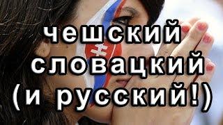 👂🏼 Чешский и словацкий (и русский!): как и почему понимаем друг друга?