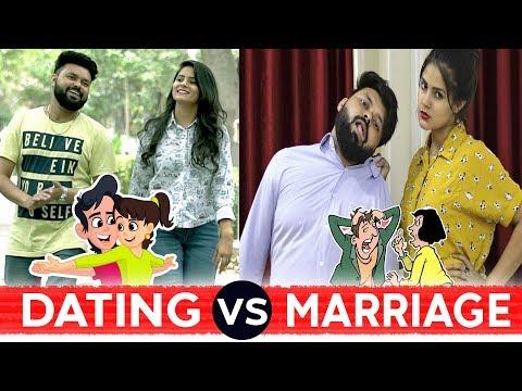 single vs dating vs marriage