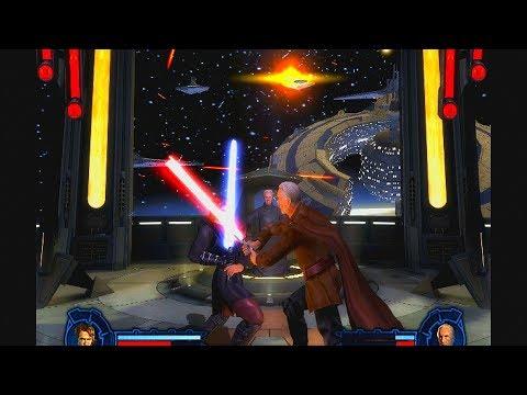 Star Wars Episode Iii Revenge Of The Sith Playthrough Part 1 No Commentary Youtube