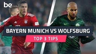 Wolfsburg vs bayern munich betting expert connecticut sports betting