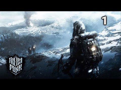 Let's Try Frostpunk! A society survival game from the makers of This War of Mine.