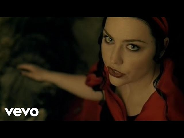 Evanescence - Call Me When You're Sober (Official Music Video)