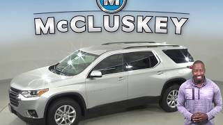190855 - New, 2019, Chevrolet Traverse, LT, Sport Utility, Test Drive, Review, For Sale -