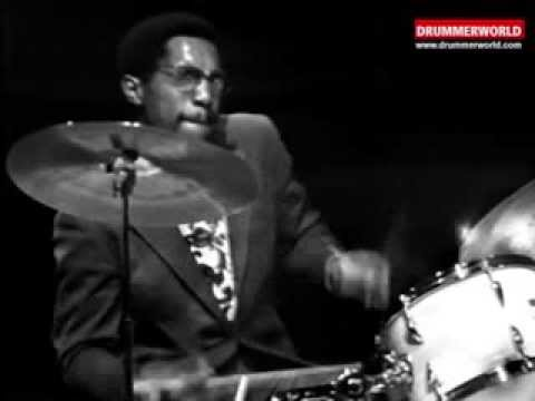 Billy Cobham 1968: NUTVILLE: JUST THE DRUM SOLO