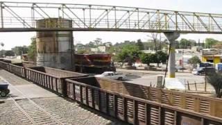 Enero 2012 KCSdeM y Holland's TrackSTAR en Empalme Escobedo, Gto..wmv