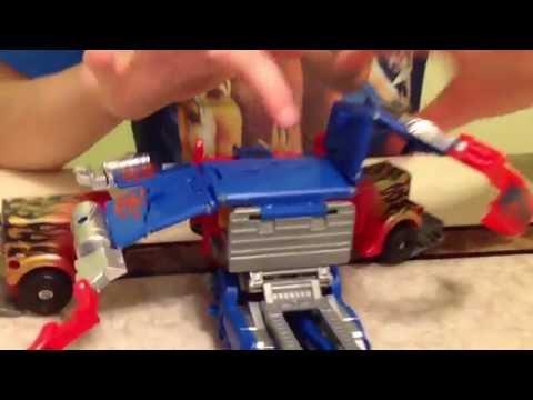 трансформеры 4 игрушки оптимус прайм