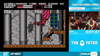 Castlevania by kmac in 16:11 - Awesome Games Done Quick 2016 - Part 105