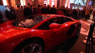 Lamborghini: the Asia experience