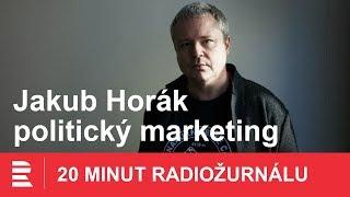 Jakub Horák: Mirek Topolánek čekal, že u voličů dojde k mentálnímu zlomu