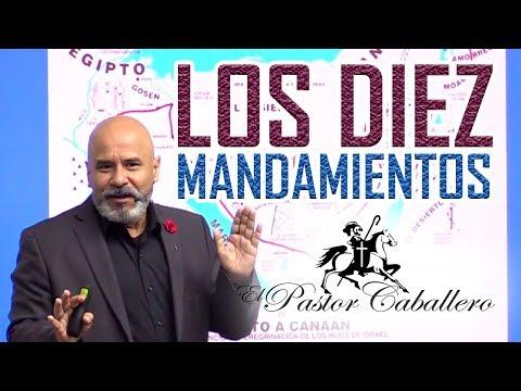 Predicaciones cristianas - Los 10 mandamientos - Pastor Ricardo Caballero