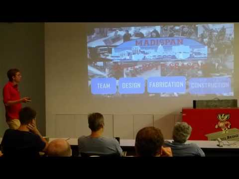 Steel Bucky presentation at Trek Bicycle's Engineering Group