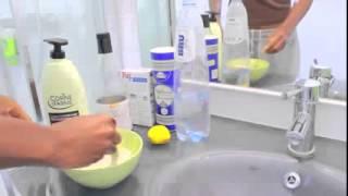 vinaigre de cidre pour les cheveux