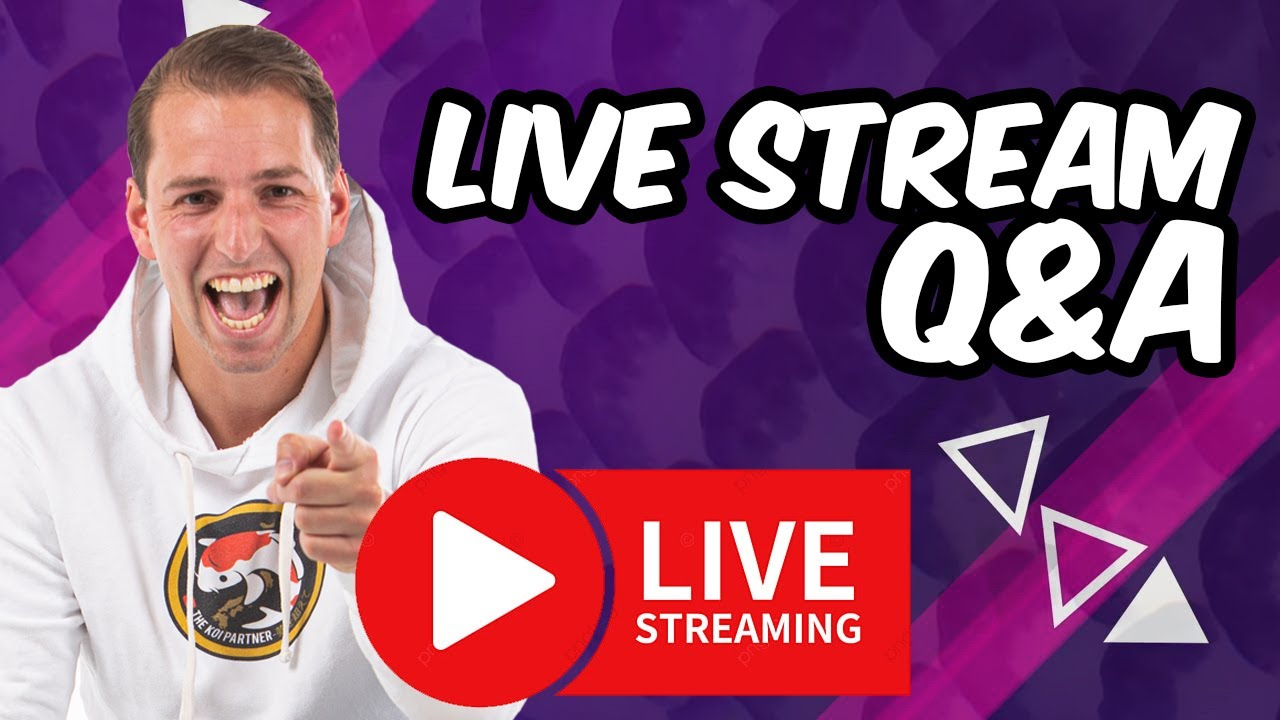 🔴 300K LIVE STREAM   Q&A (Live)
