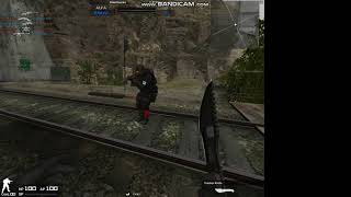 Combat Arms os Abusers 25/08/2018
