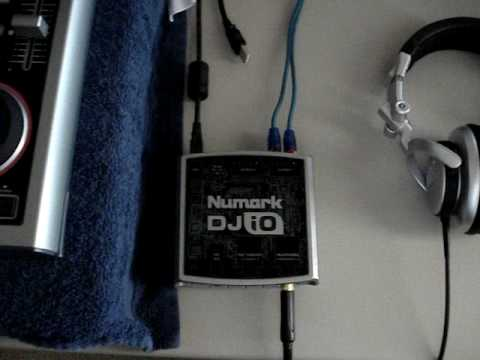 NUMARK DJ I O SOUND CARD DRIVER FOR MAC