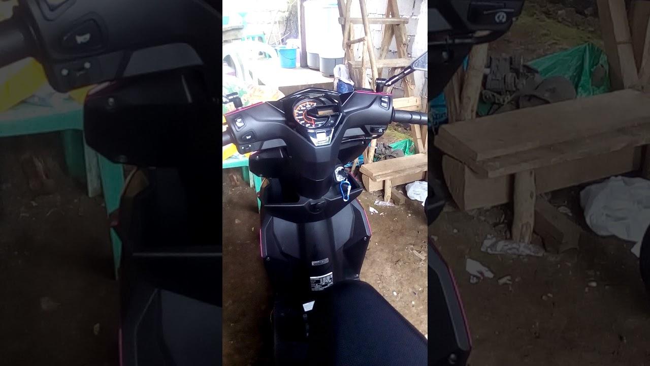 Honda Beat PGM-FI without battery on