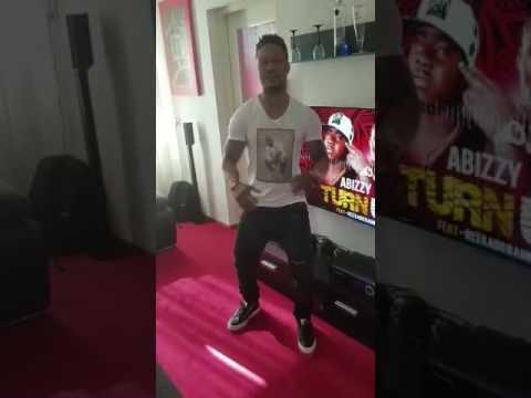 Sierra Leone Artist Abizzy live in Holland 2017 promo