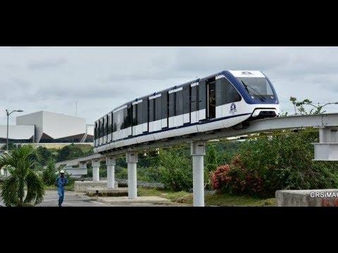 Calabar First Monorail In Africa, Nigeria