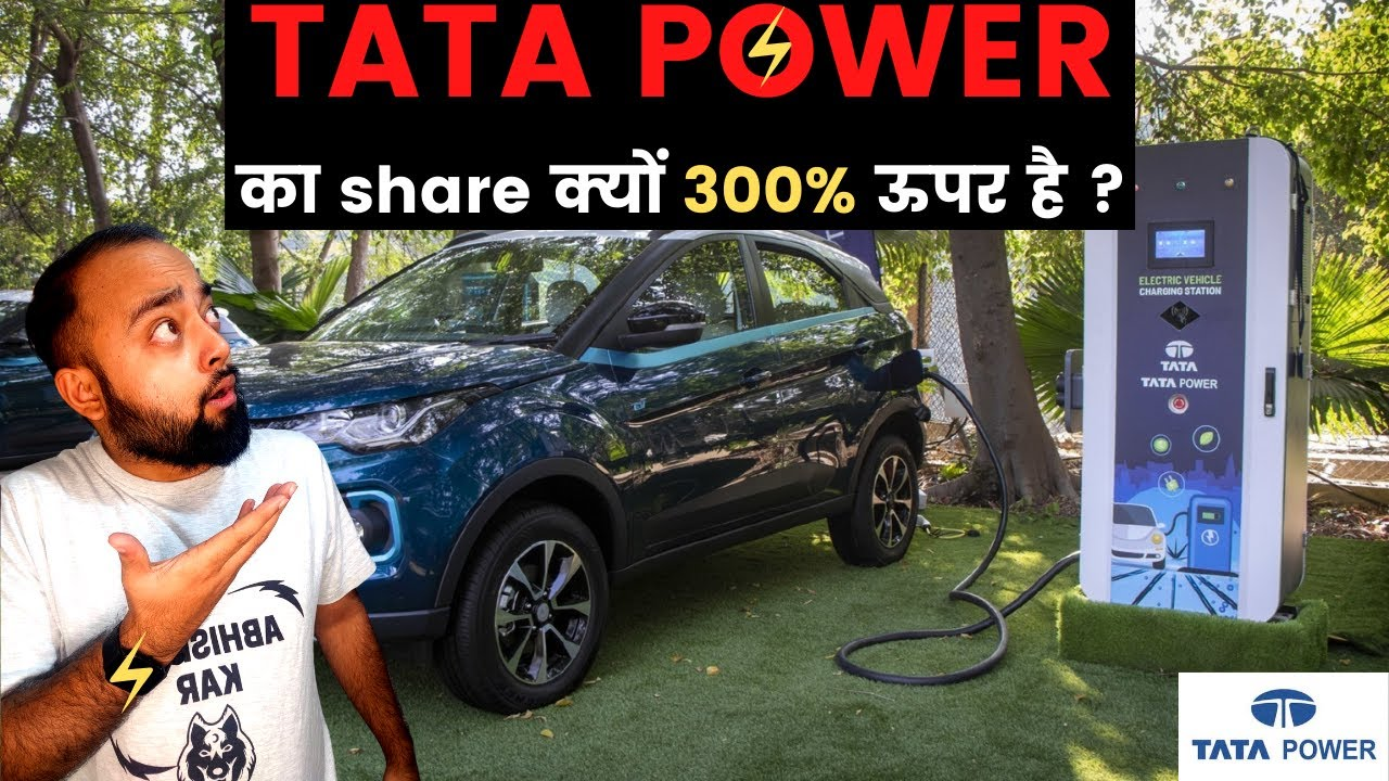 Tata Power 300% UP | Hindi stock analysis | Abhishek Kar