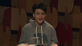 No nos subestimen, dejennos ser niños | Santiago Curtit | TEDxLaPlata
