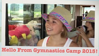 Gymnastics Camp Rocks! | Grow a Mustache in 2 Seconds | Flippin