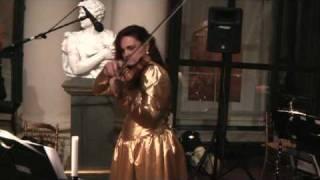 Spanischer Zigeunertanz mit Doina Fischer und dem Ballorchester Wiener Flair
