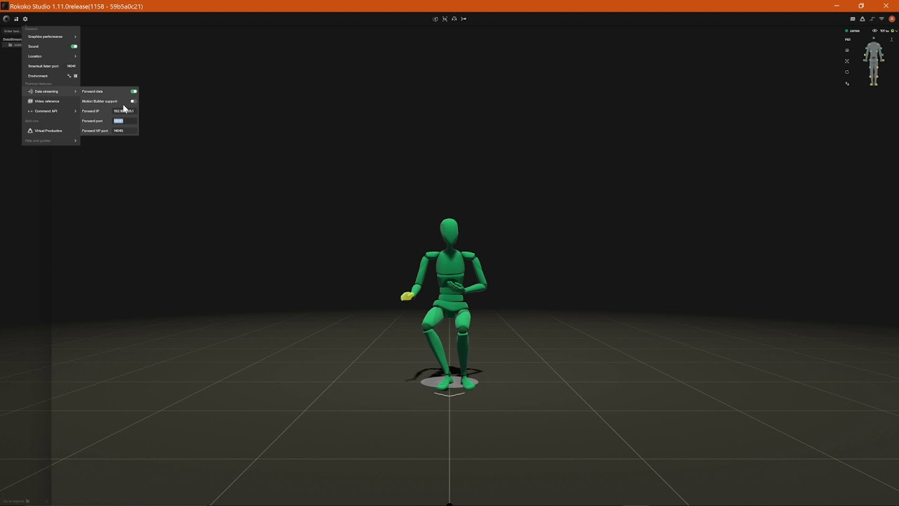 Rokoko Smartsuit Pro Tutorial: How to Forward Real-Time Data to your  Character in Unity