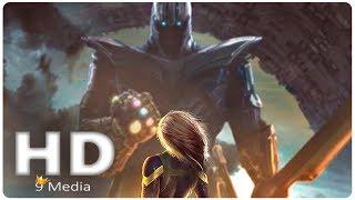AVENGERS 4 Thanos New Weapon Reveal (2019) Marvel