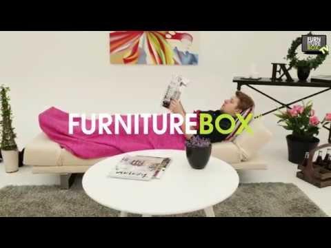 DRESDEN Bäddsoffa Beige Furniturebox