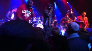 The Roots (feat. Truck North, P.O.R.N., Dice Raw) - Walk Alone [LIVE]